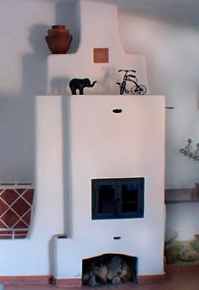 kachelofen algarve lehmofen grundofen kachel fen ofenkatalog verpuzte fen. Black Bedroom Furniture Sets. Home Design Ideas